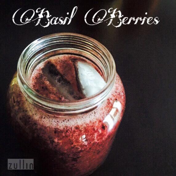 Basil berry logo