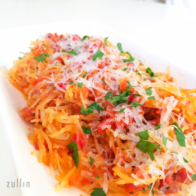 You will fall in love with this healthy dish spaghetti squash spaghetti squash vegetarian forumfinder Gallery