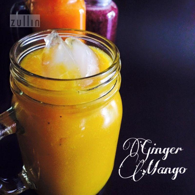 Ginger mango logo
