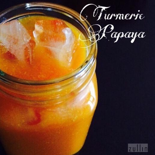 Resized papaya