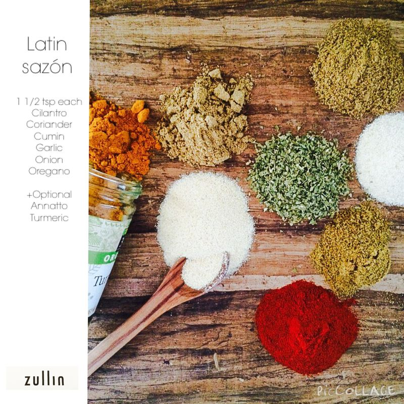 Latin Sazon